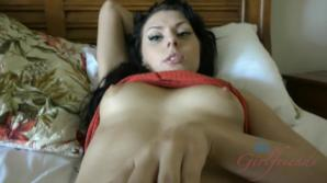 It's easy to give Megan a creampie with such a beautiful face